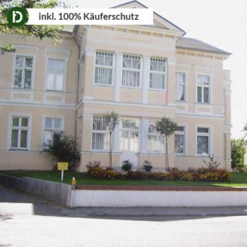 5ÜN/2Pers. Villa Jungbrunnen Insel Usedom Ferienwohnung Seebad Ahlbeck Urlaub
