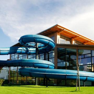 8Tg Familien Urlaub auf Rügen Ferienwohnung Wellness Hotel Rutsche Sauna Kinder