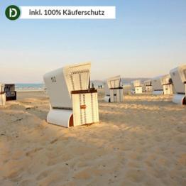 Ostsee 8 Tage Rügen Strand-Urlaub Ferienwohnung Ella Reise-Gutschein