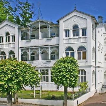 Rügen Sellin Ferienwohnung mit Frühstück Haus Arkona 2 Personen 2 bis 5 Nächte