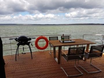 Hausbooturlaub auf dem Fleesensee Erleben Sie das Besondere und die Natur